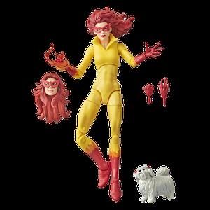 [Avengers: Marvel Legends Action Figure: Firestar (Product Image)]