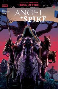[Angel & Spike #12 (Scharf Variant) (Product Image)]