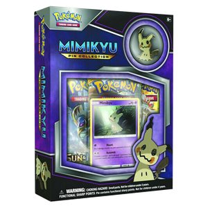 [Pokemon: Trading Card Game: Mimikyu Pin Collection (Product Image)]