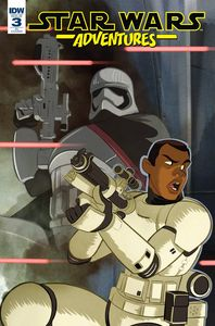 [Star Wars Adventures #3 (Galloway Variant) (Product Image)]