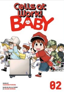 [Cells at Work! Baby: Volume 2 (Product Image)]
