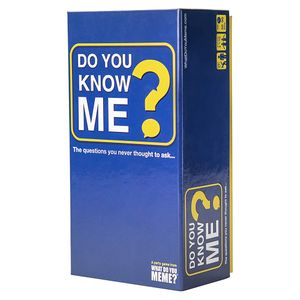 [Do You Know Me? (Product Image)]