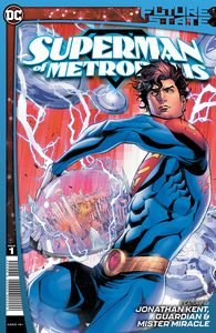 [Future State: Superman Of Metropolis #1 (Product Image)]