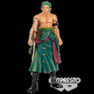 [One Piece: Chronicle Master Stars Piece Statue: Roronoa Zoro (Product Image)]