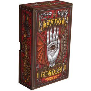 [Tarot Del Toro (Hardcover) (Product Image)]