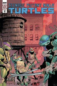 [Teenage Mutant Ninja Turtles: Ongoing #112 (Mason Variant) (Product Image)]