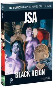 [DC Graphic Novel Collection: Volume 139: JSA Black Reign (Hardcover) (Product Image)]