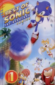 [The Best Of Sonic The Hedgehog (Product Image)]