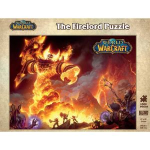 [World Of Warcraft: The Firelord Puzzle (Product Image)]