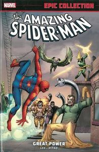 [Amazing Spider-Man: Epic Collection: Great Power (New Printing DM) (Product Image)]