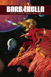 [Barbarella #1 (Cover B Jusko) (Product Image)]