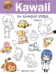 [How To Draw Kawaii: In Simple Steps (Product Image)]