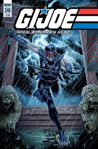 [GI Joe: A Real American Hero #246 (Cover A Diaz) (Product Image)]