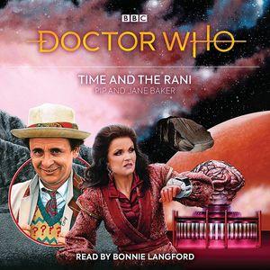 [Doctor Who: Time & The Rani: 7th Doctor Novelisation (Product Image)]