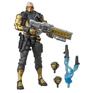 [Overwatch: Ultimates Action Figure: Soldier 76 (Gold) (Product Image)]