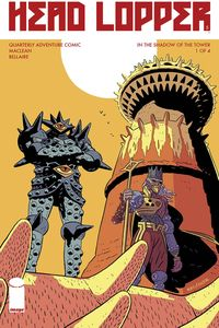 [Head Lopper #5 (Cover A Maclean) (Product Image)]