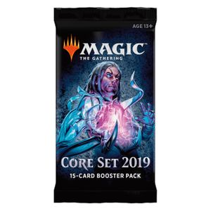 [Magic The Gathering: Core Set 2019: Booster Pack (Product Image)]