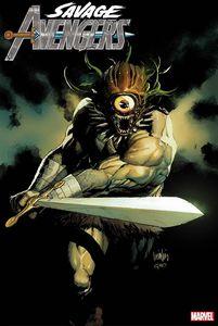 [Savage Avengers #12 (Yu Variant) (Product Image)]