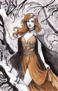 [Ancient Dreams #8 (Winter Classics Cover) (Product Image)]