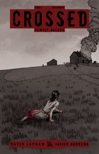 [Crossed: Family Values #4 (Red Crossed Variant) (Product Image)]