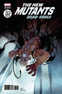 [New Mutants: Dead Souls #2 (Venom 30th Variant) (Legacy) (Product Image)]