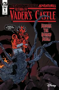 [Star Wars Adventures: Return To Vaders Castle #1 (Cover B Levens) (Product Image)]