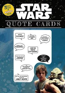 [Star Wars Quote Cards (Product Image)]
