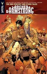 [Archer & Armstrong: Volume 7: One Percent & Other Tales (Product Image)]
