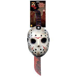[Friday The 13th: Jason Mask And Machete Set (Product Image)]