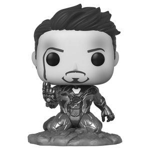 [Avengers: Endgame: PX Pop! Vinyl Figure: I Am Iron Man (Glow In The Dark) (Product Image)]