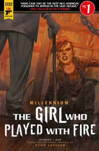 [Millennium: Girl Who Played With Fire #1 (Cover B Book Va) (Product Image)]