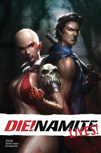 [Die!Namite Lives #2 (Cover P Bonus Lim Variant) (Product Image)]