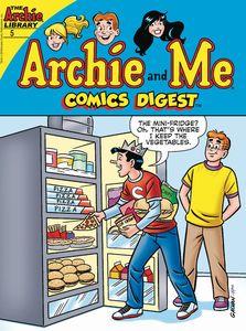 [Archie & Me: Comics Digest #5 (Product Image)]