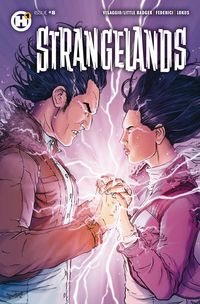 [The cover for Strangelands #8]