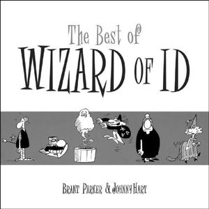 [The Best of the Wizard of Id (Hardcover) (Product Image)]