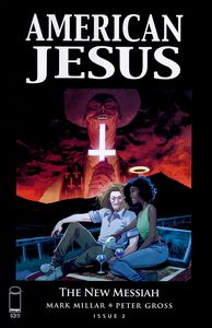 [American Jesus: The New Messiah #2 (Cover B Grampa) (Product Image)]