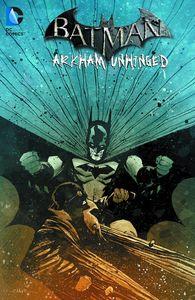 [Batman: Arkham Unhinged: Volume 4 (Product Image)]