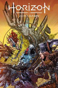 [Horizon Zero Dawn: Liberation #3 (Cover C Tolibao) (Product Image)]