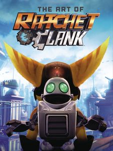 [The Art Of Ratchet & Clank (Hardcover) (Product Image)]