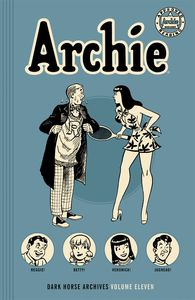 [Archie Archives: Volume 11 (Hardcover) (Product Image)]