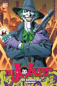 [The Joker: The Bronze Age: Omnibus (Hardcover) (Product Image)]