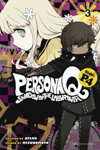 [Persona Q: Shadow Of The Labyrinth: Side P4: Volume 3 (Product Image)]