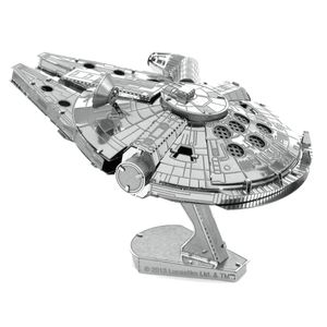 [Star Wars: Metal Earth Model Kits: Millenium Falcon (Product Image)]