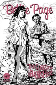 [Bettie Page: The Curse Of The Banshee #2 (Cover F Mooney Pencils Variant) (Product Image)]