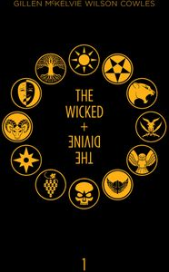 [The Wicked + The Divine: Volume 1: Year One (Hardcover) (Product Image)]