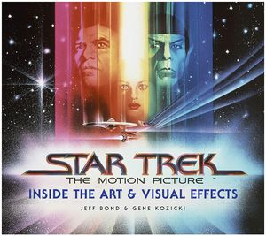 [Star Trek: The Motion Picture: The Art & Visual Effects (Hardcover) (Product Image)]