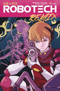 [The cover for Robotech: Remix #1 (Cover A Kerschl)]