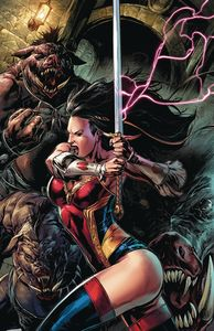 [Grimm Fairy Tales #38 (Cover B White) (Product Image)]