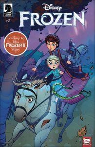 [Disney's Frozen: True Treasure #2 (Petrovich Variant) (Product Image)]