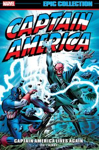 [Captain America: Epic Collection: Lives Again (New Printing) (Product Image)]